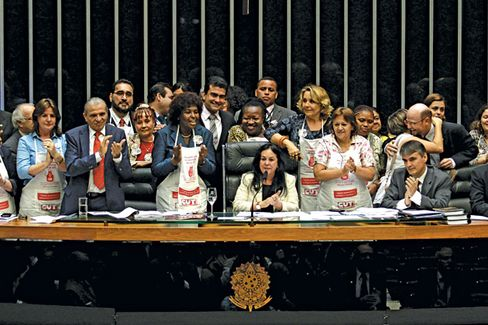 Brazil's Domestic Servants Get Work Equality