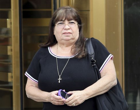 Former Madoff Employee Annette Bongiorno