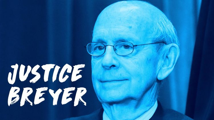 relates to Episode 8: Justice Stephen Breyer
