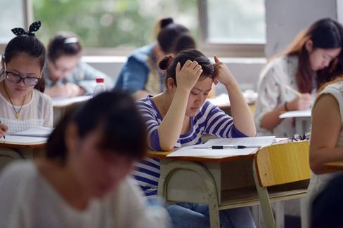 China's College-Exam Graders Suspected of Taking Bribes to Inflate Scores