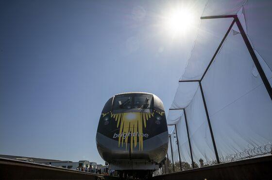 Fortress to Finalize Financing Plans for $8 Billion Vegas Rail Line