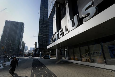 Telus Mobilicity Deal Foils Competition Effort