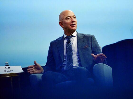 Bezos, Zuckerberg Are Taking Tech Wealth to a Whole New Level