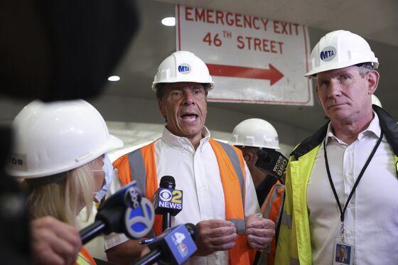 Cuomo Scandal Derails Smooth MTA Leadership Transition