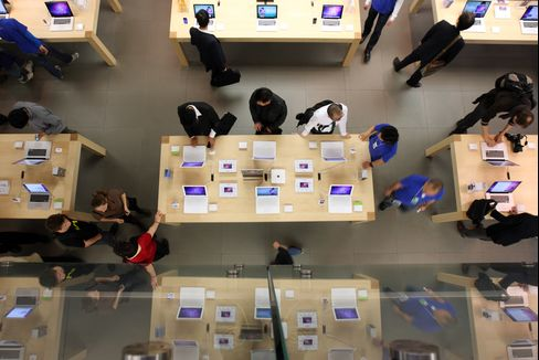 Apple Said to Plan First Tokyo Retail Store Opening Since 2005