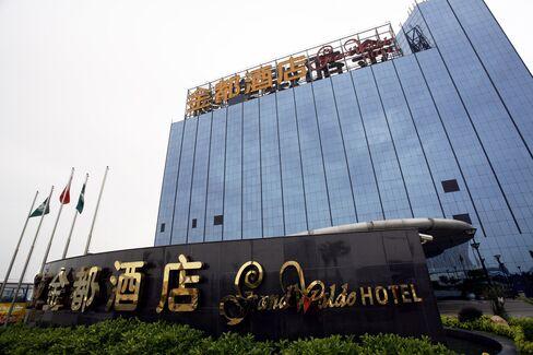 Galaxy to Buy Macau Gambling Resort Grand Waldo for $419 Million