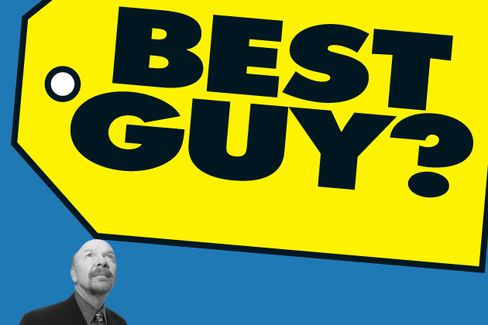 The Battle for Best Buy, the Incredible Shrinking Big Box