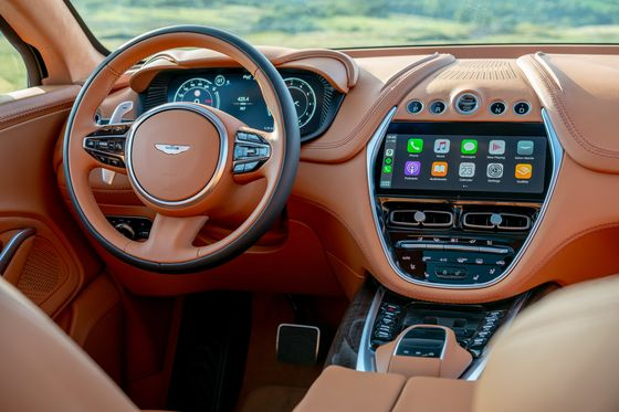 The $180,000 DBX SUV Is Aston Martin's Road Map Out of Limbo