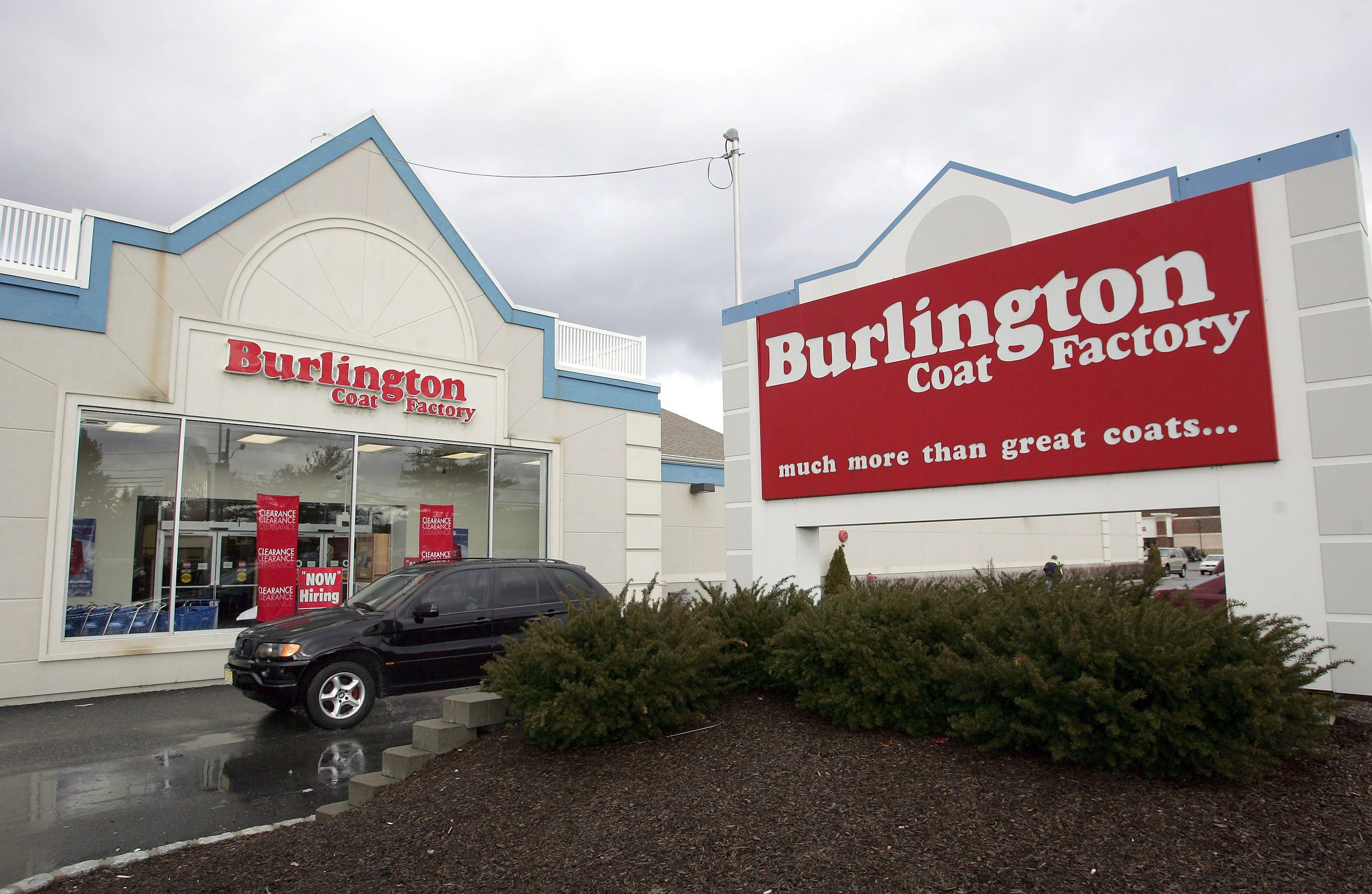 Burlington Clothing