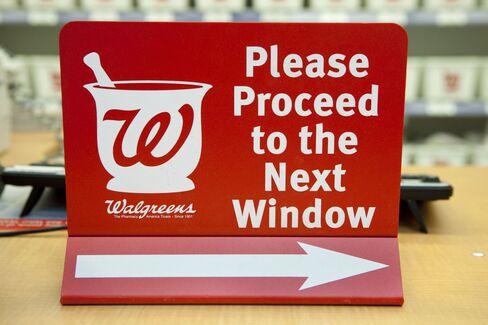Walgreen third-quarter profit declines on Duane Reade costs