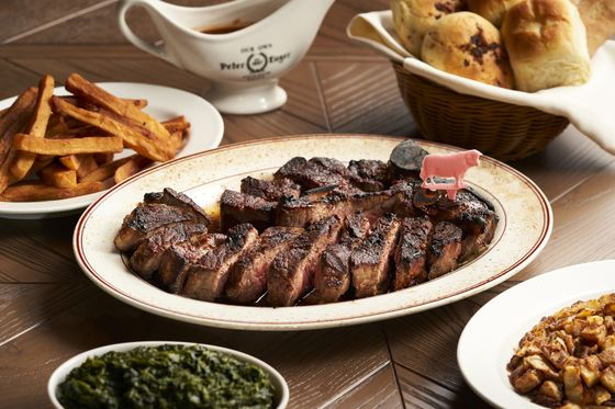 Peter Luger Defies Pandemic to Open First Tokyo Steakhouse