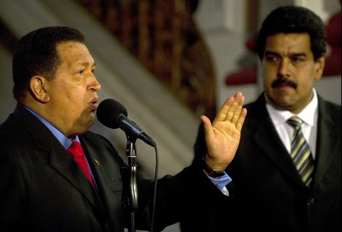 Maduro to Return to Venezuela After Visiting Chavez in Cuba