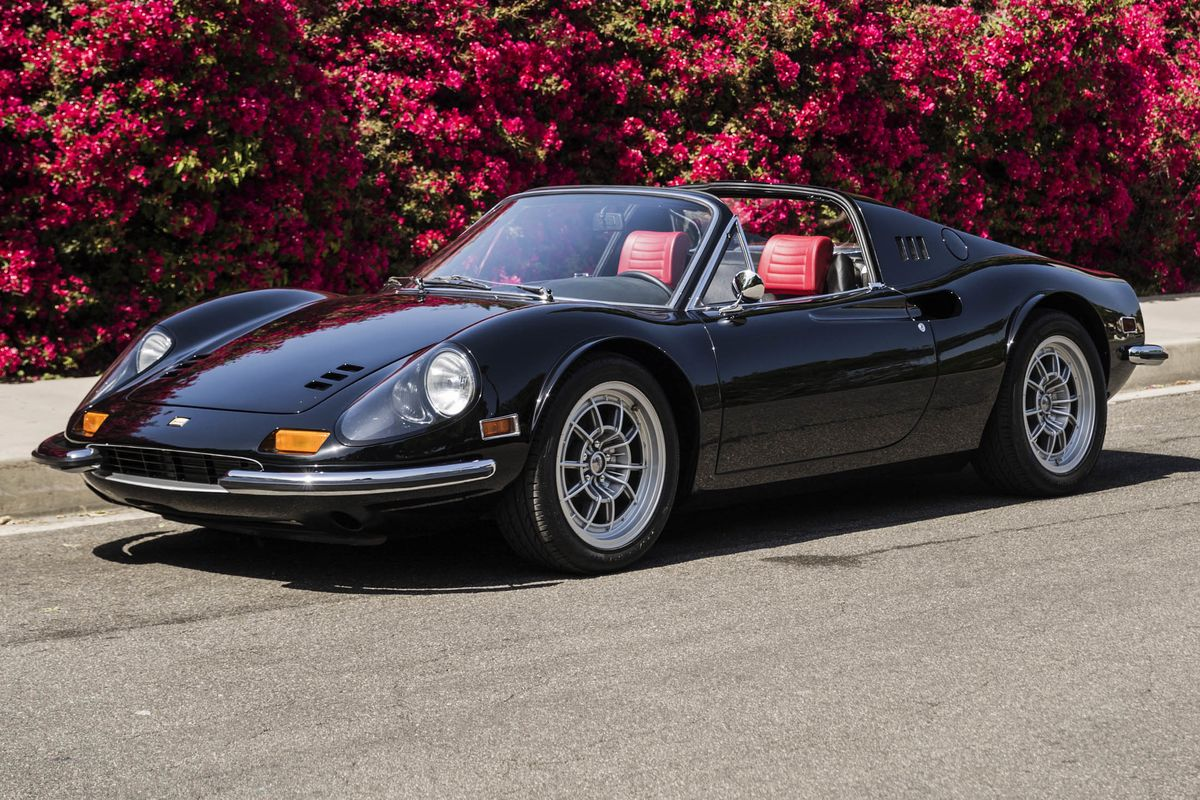 A Car Obsessive Who Spent 1 Million To Update An Infamous Ferrari Bloomberg