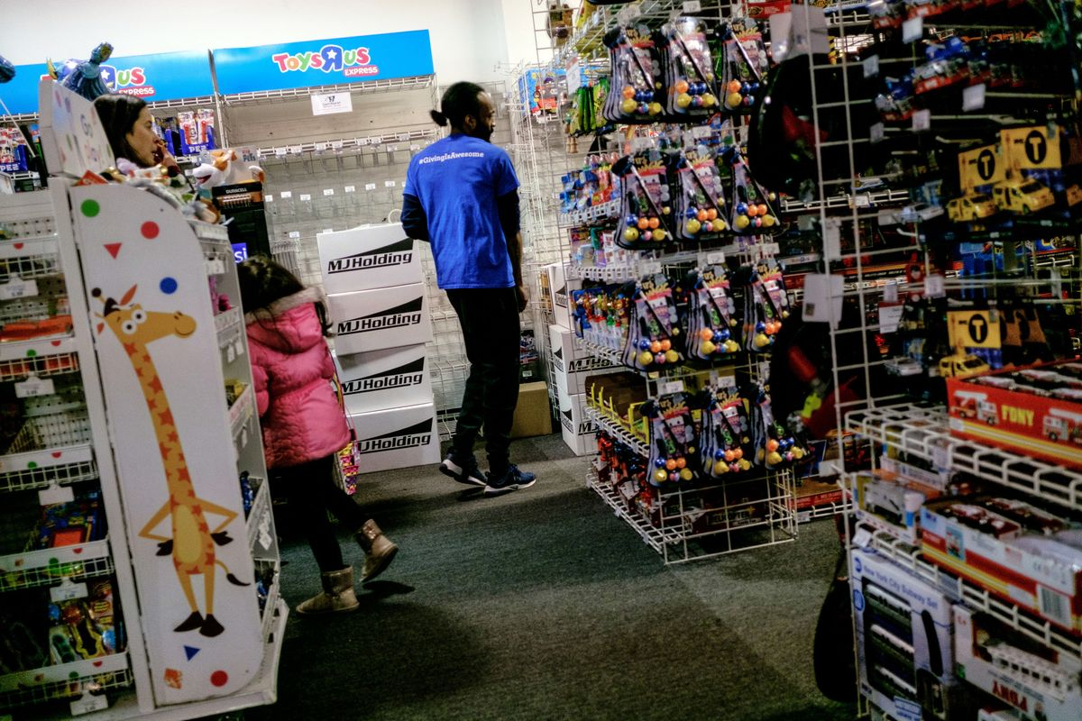 Toys R Us Shutdown Helps Pave Way For Resurrection Of Kb Toys