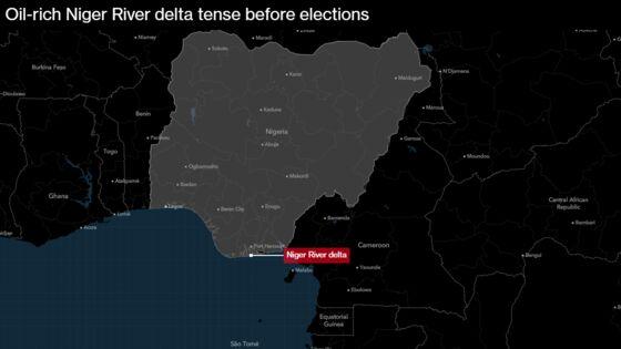 Restive Oil Region Braces as Nigeria Heads Toward Election
