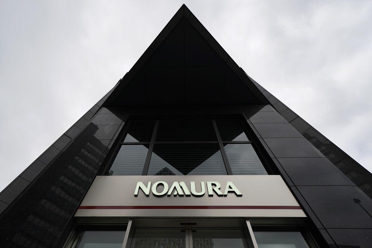 Nomura Top Executives Forgo Bonuses as Profit Almost Erased - Bloomberg