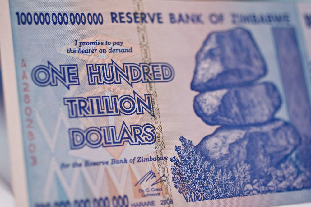New Zimbabwe Notes Stir Memory Of 500