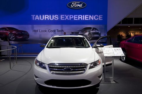 The Ford Taurus