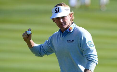 Golfer Brandt Snedeker
