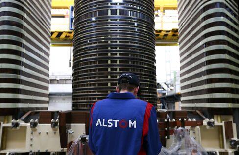 Alstom U.K. Factory
