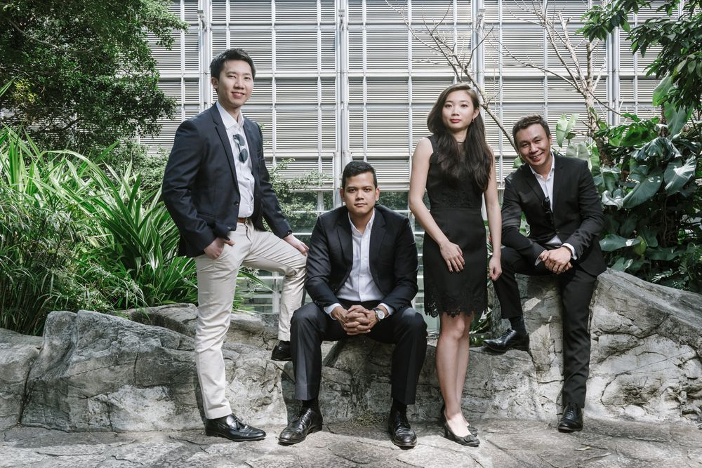 Rich Asian Millennials Pool Family Fortunes to Build Venture Fund