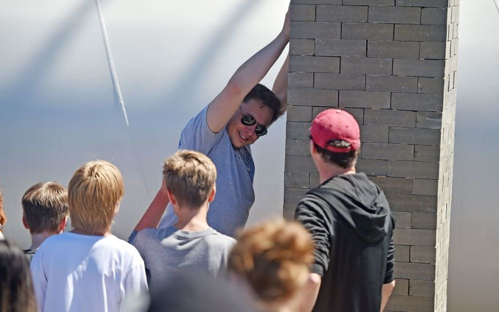 Elon Musk Is Working Too Hard