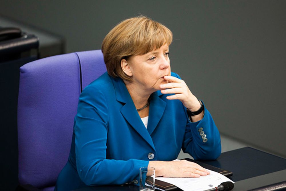 Sexy merkel Merkel cell