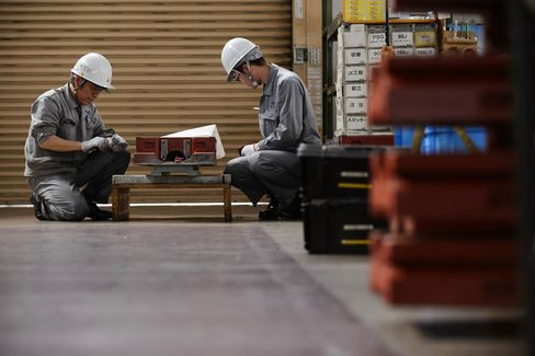 Inside The Osaka Machine Tool Co. Manufacturing Plant As Loyalty To 1960s Machine Shows Risk From Japan's Aging Factories