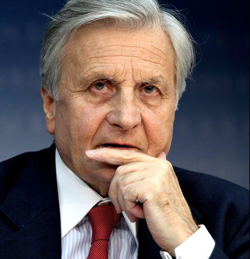 Jean-Claude Trichet of the European Central Bank