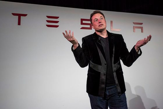 Elon Musk Turns to Morgan Stanley for Five Monster Mortgages