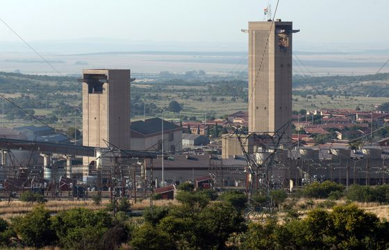 AngloGold's Last South African Mine Is Luring Potential Buyers