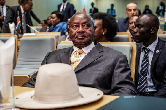 In Tense Uganda, You Watch the President—And He Watches You