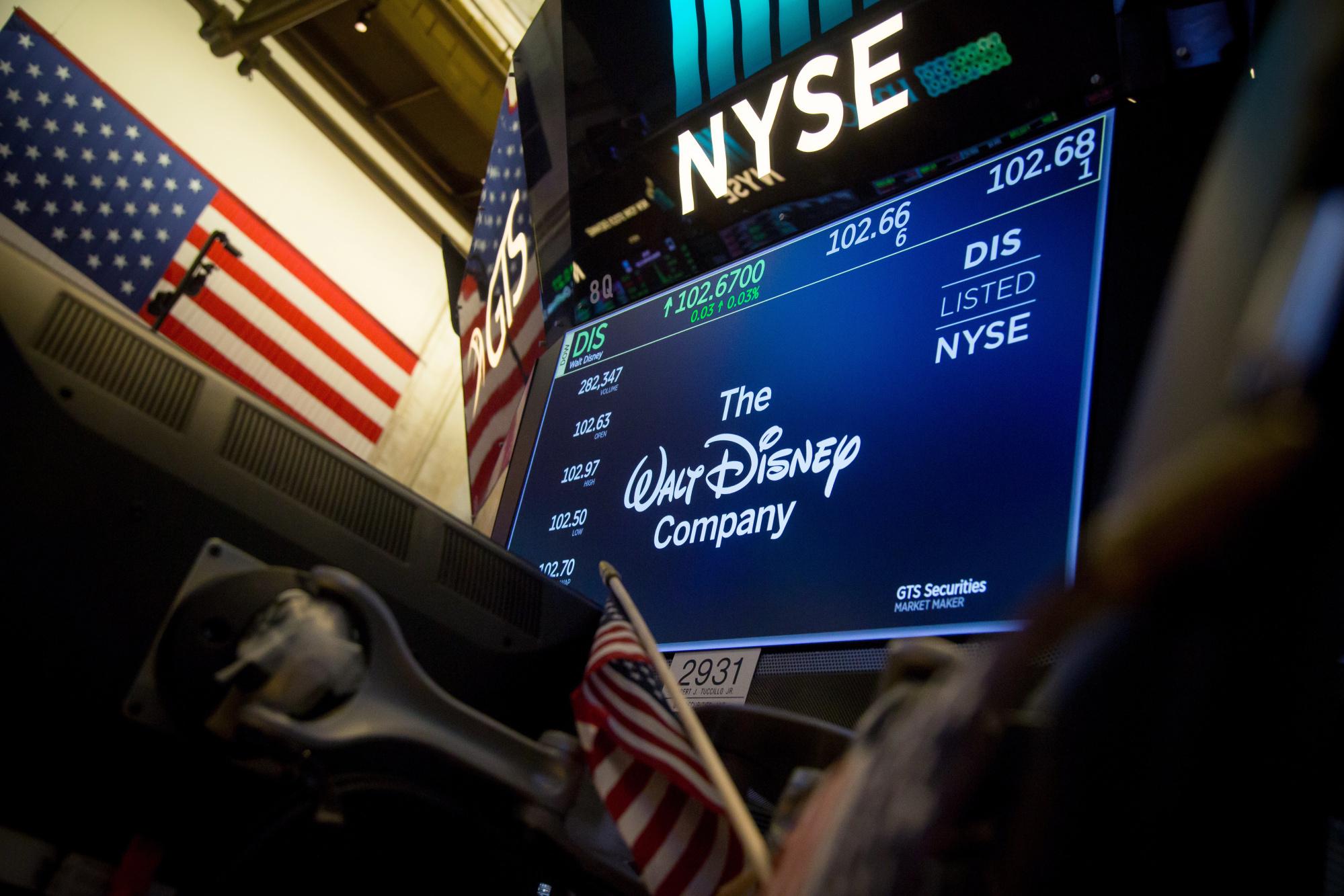 Disnew york stock quote walt disney cothe bloomberg markets biocorpaavc Choice Image