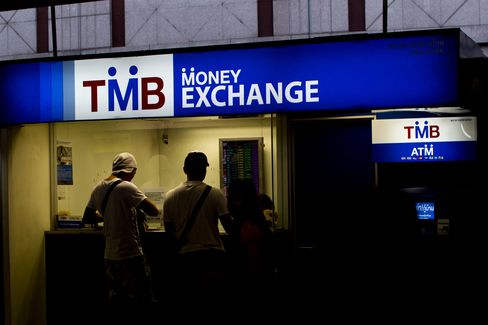 Mizuho Deal Trail Seen Leading to Thailand's TMB Bank
