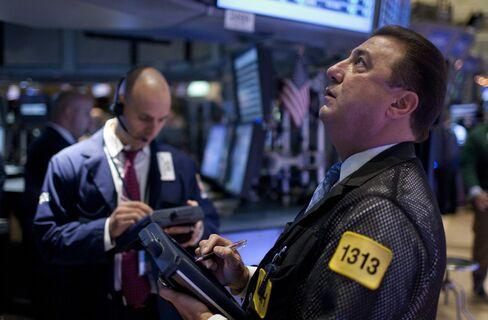 Stocks, Oil Rise, Treasuries Drop