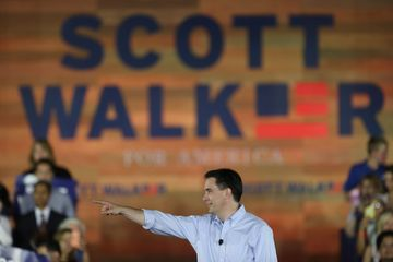 Wisconsin Governor Scott Walker Joins Presidential Race, Promising Republicans a Fight