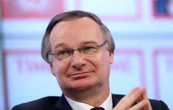 Accenture CEO Pierre Nanterme Steps Down for Health Reasons