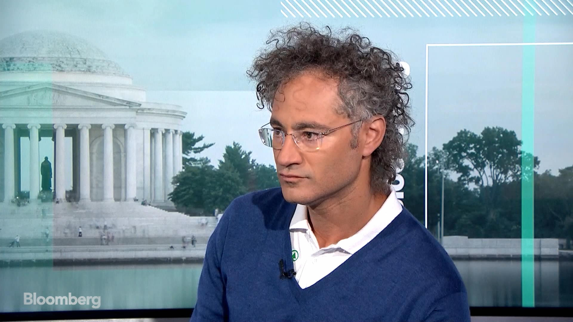 Palantir CEO Karp on Silicon Valley, ICE, 2020 Election