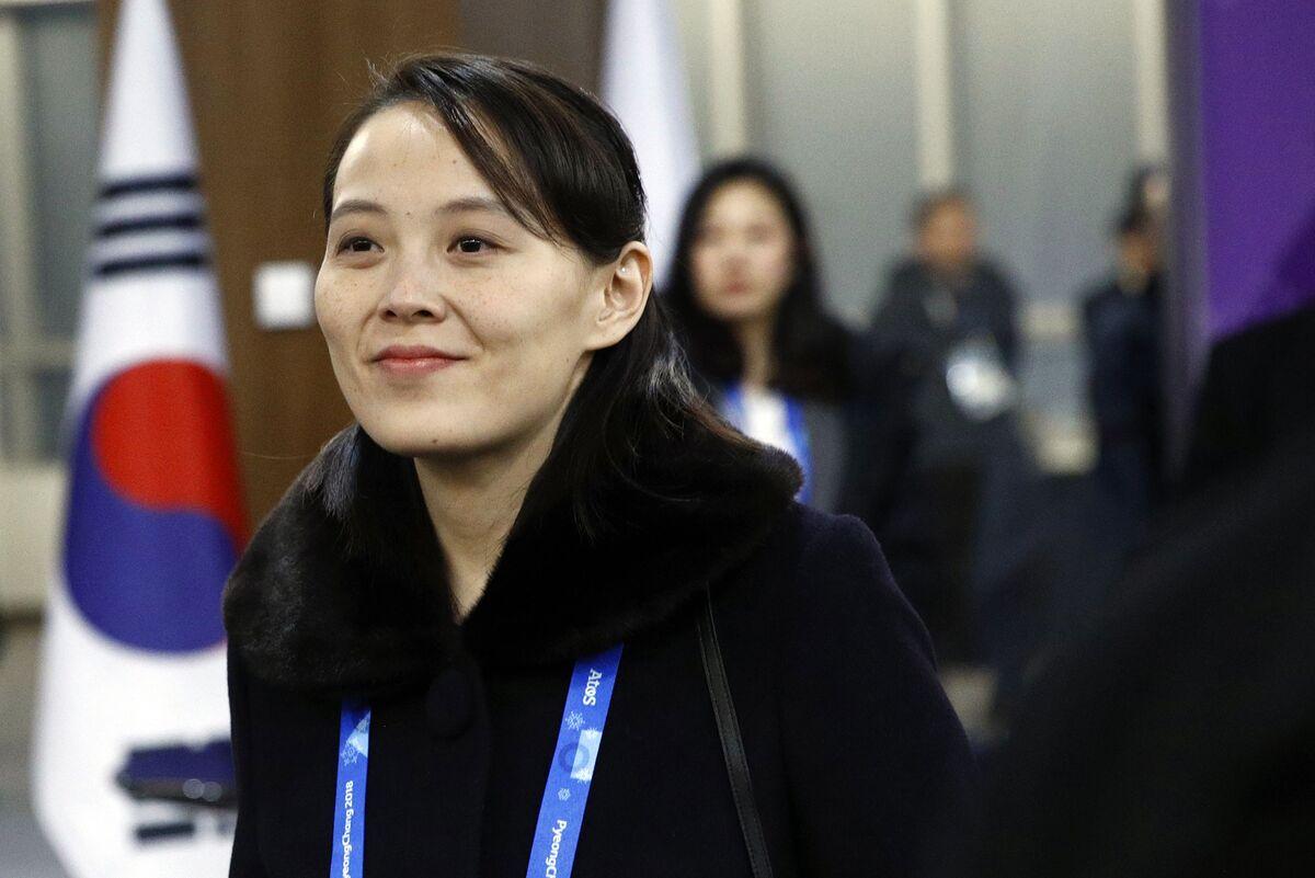金与正氏、「ほほえみ外交」終え帰国-米韓のきしみ利用して成果