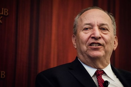 Larry Summers Plays Down Role as Adviser to His 'Friend' Biden