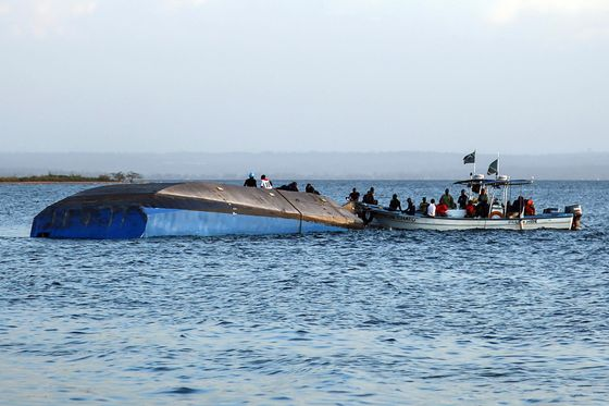 Tanzania Disbands Agency Boards After Ferry Disaster Kills 224