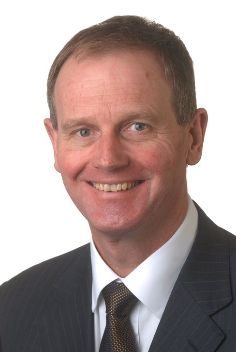 ETF Securities Ltd. Global CEO Graham Tuckwell