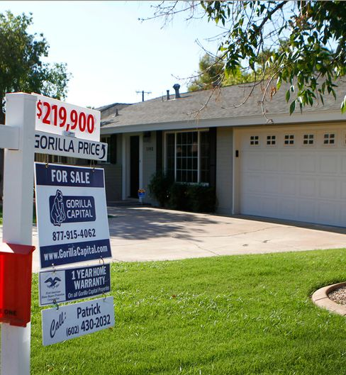 Previously Owned U.S. Home Sales Probably Climbed in February