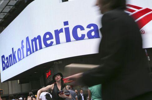 BofA Trails JPMorgan On Refinancings Under U.S. Deal