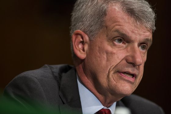 Wells Fargo CEO Says He's Prepared to Stay Until He's 65