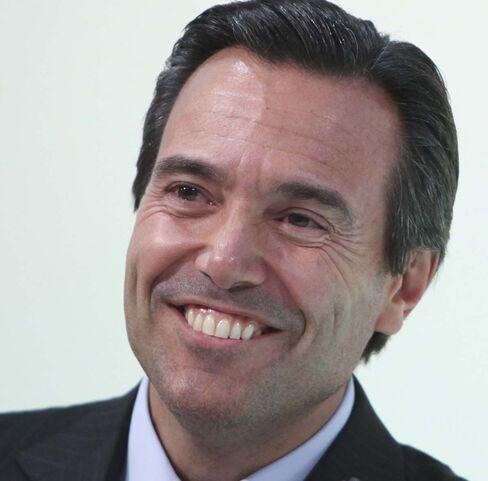 Antonio Horta Osorio, CEO of Santander U.K.