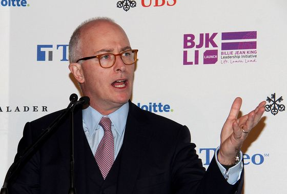UBS Americas Chairman McCann to Leave After Decades in Business