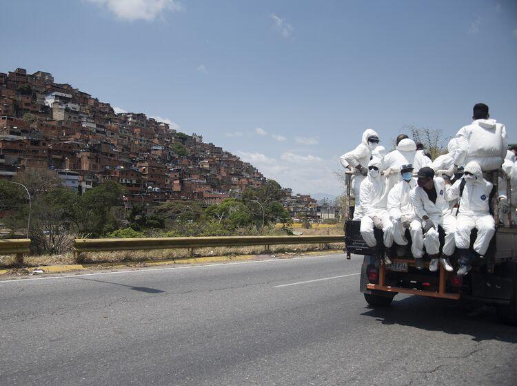 virus Venezuela