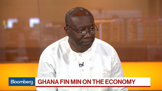 Ghana Gets $14 Billion of Orders as It Issues 40-Year Eurobond