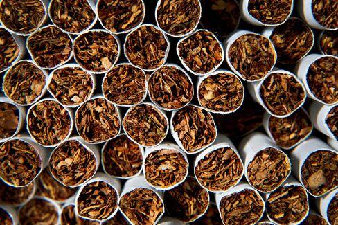Australia's Gross-Out Cigarette Warnings